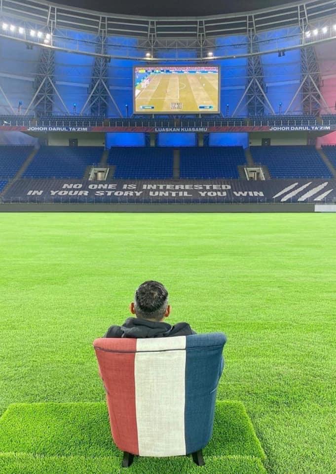 FIFA21 @ Stadium