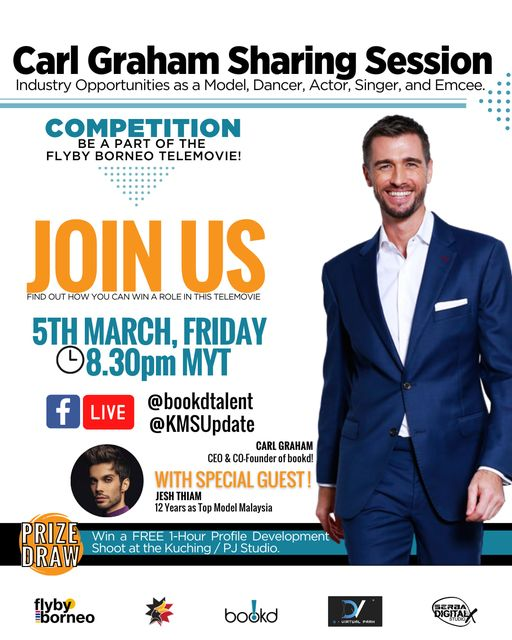 Want to be part of a telemovie ?  JOIN US!  Tomorrow (Friday) 8:30pm (MYT) LIVE …