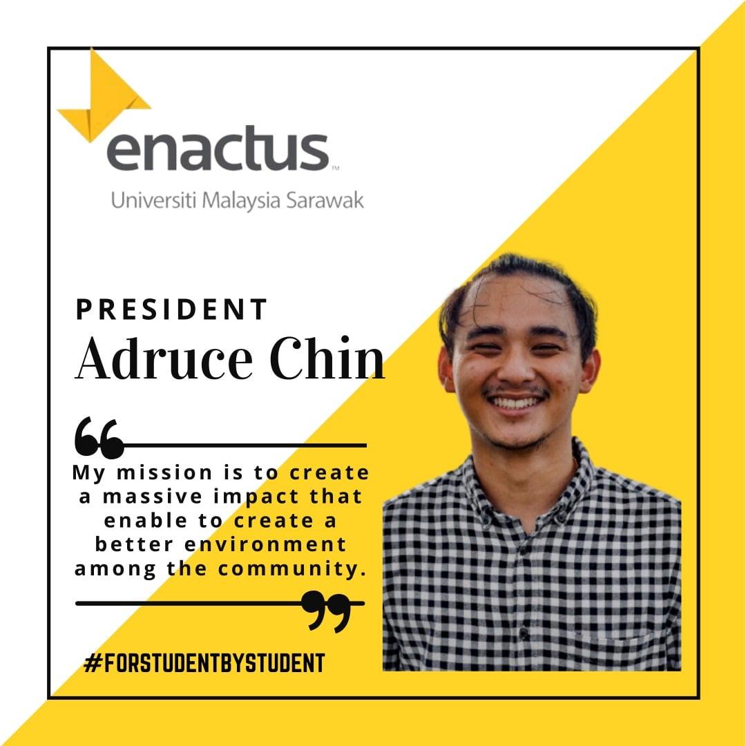 """""""Get To Know Us"""" The Operation Team  Enactus Universiti Malaysia Sarawak (UNIMAS…"""