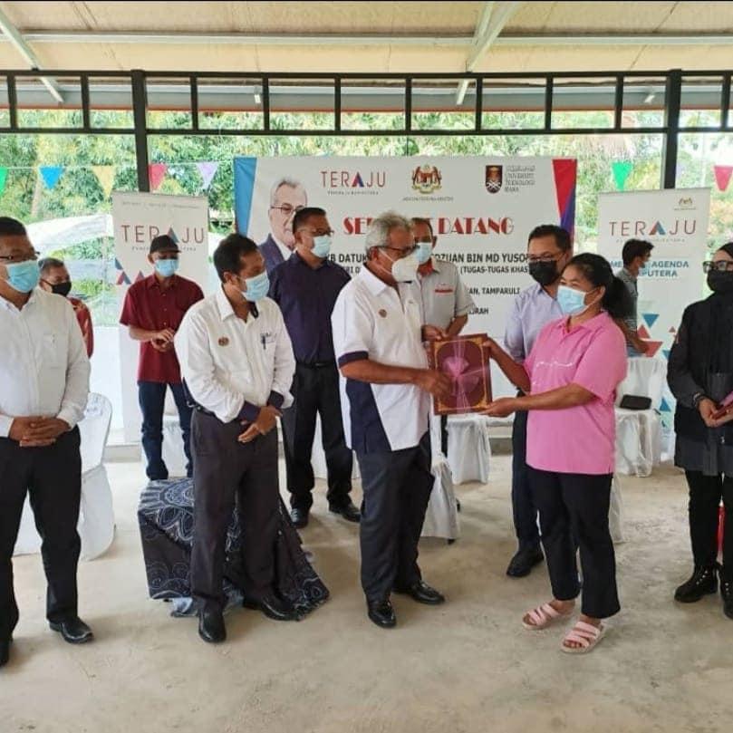Lawatan Menteri Tugas-Tugas Khas, YB Datuk Seri Mohd Redzuan Md Yusof ke tapak p…