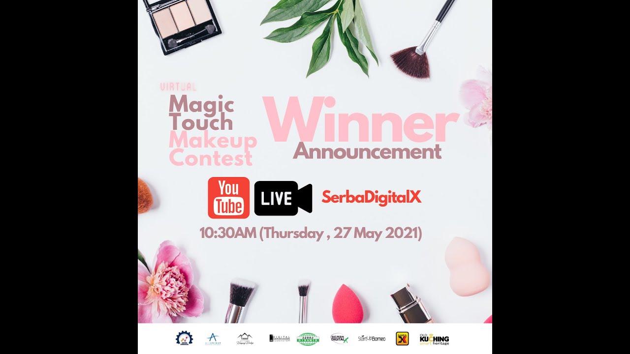 Magic Touch Makeup Contest 2021 Winner Announcement