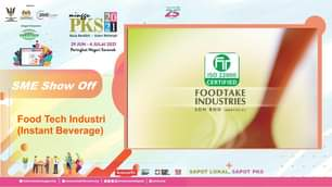 SAPOT LOKAL, SAPOT PKS  SESI SME SHOW OFF  Bersama Food Tech  Tujuan SME Show-Of…