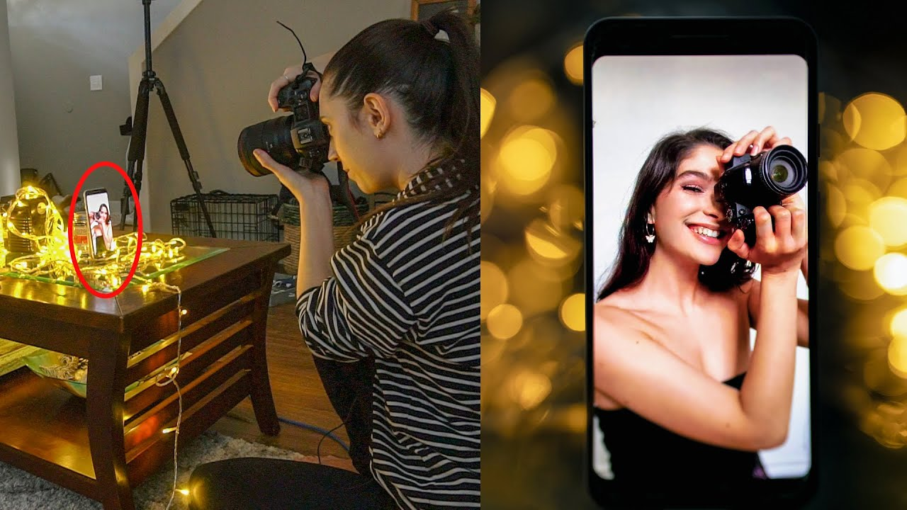 I tried FaceTime Portraits, Behind The Scenes