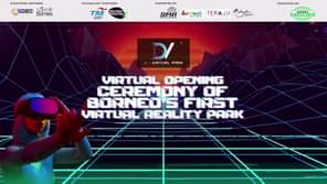 Witness the magical virtual launching of our very own D-Virtual Park in Kota Sam…