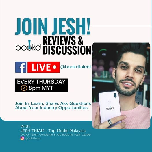 TONIGHT AT 8PM MYT!  STAY Tuned!   Join @jeshthiam as he will be discussing topi…