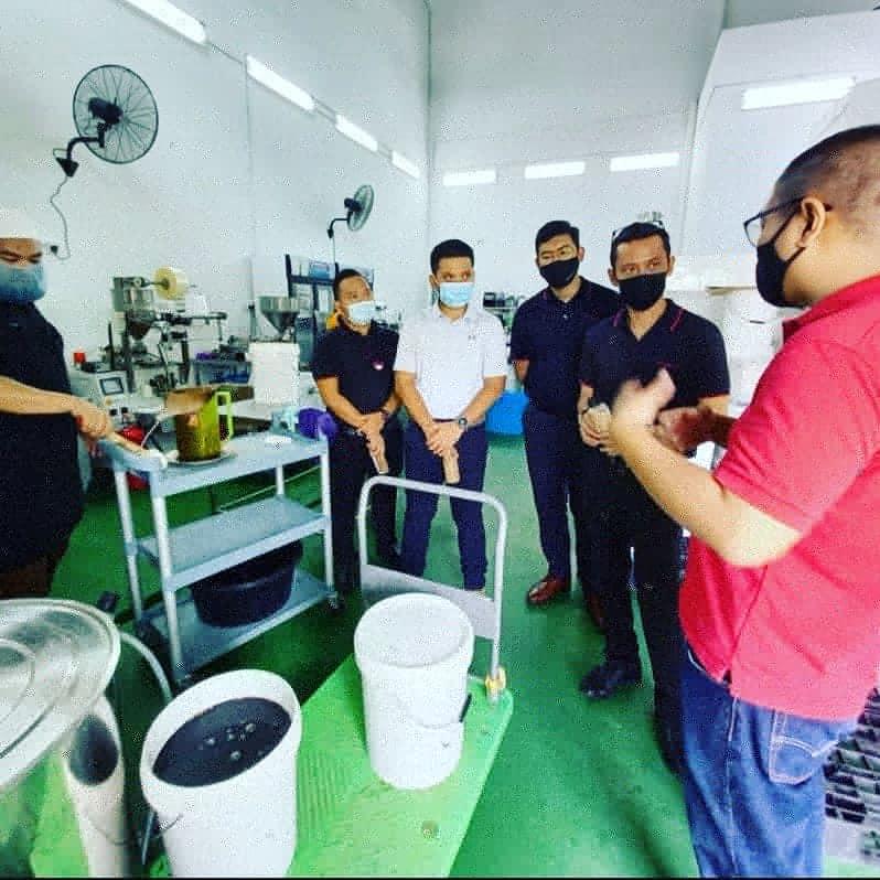Sesi Lawatan Kerja TERAJU ke SPL Food Industries Sdn Bhd (One Centre – DPUB 2020…