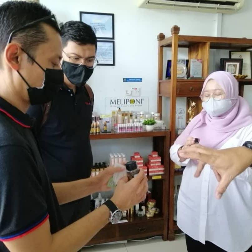 Lawatan kerja ke DPUB Smart Community Programme – Sophia Taha Holdings Sdn Bhd, …