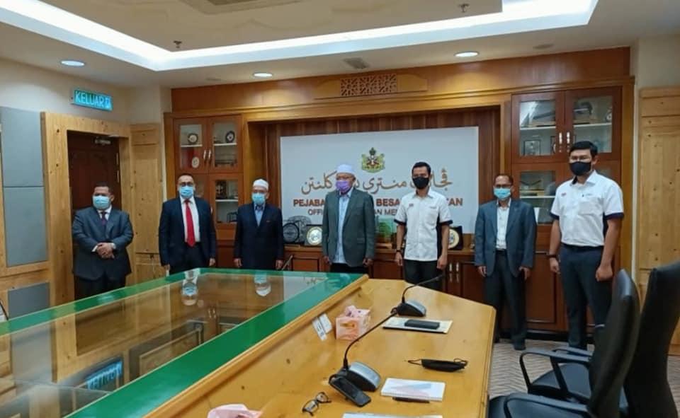 Kunjungan Pengarah Pengurusan Pemegangtaruh TERAJU, En. Samsulkamar Mohamad Ali …