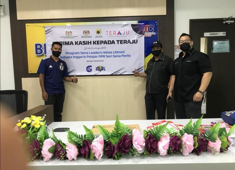 Program CSR Teraju  bersama Persatuan Kebajikan Usahawan Mikro Malaysia. Program…