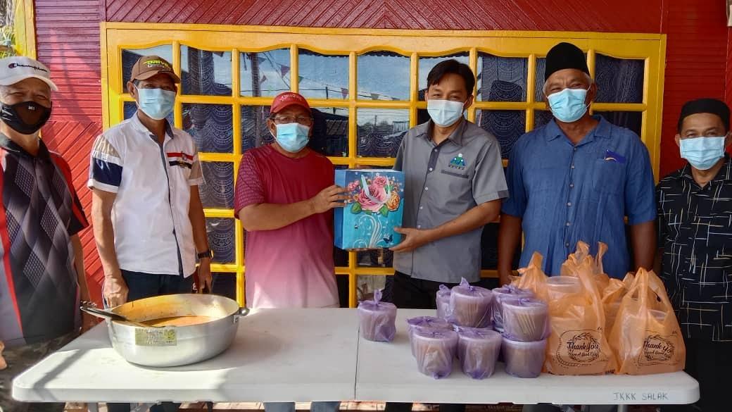 Program Agihan Bubur Lambuk anjuran KJM Pulau Salak. #kjmdbku #ramadankareem …