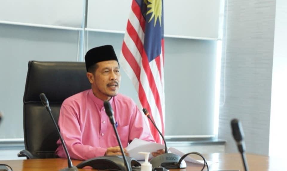 Perutusan Khas Aidilfitri oleh Ketua Pegawai Eksekutif TERAJU, Encik Md Silmi Ab…