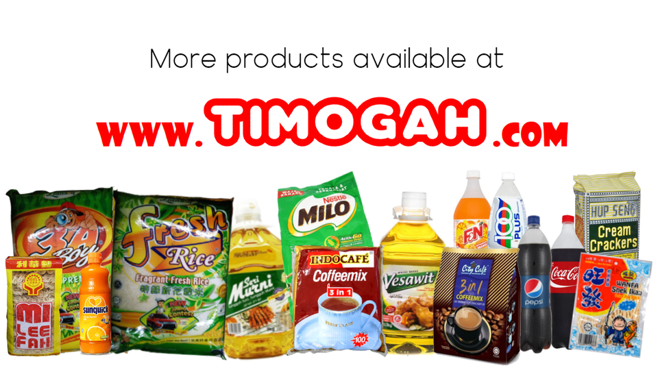 More products available on our website at TIMOGAH.COM. Go digital, go local. Buy…