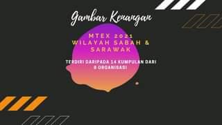 GAMBAR KENANGAN……  MTEX WILAYAH SABAH & SARAWAK 2021  TAHNIAH KEPADA SEMUA K…