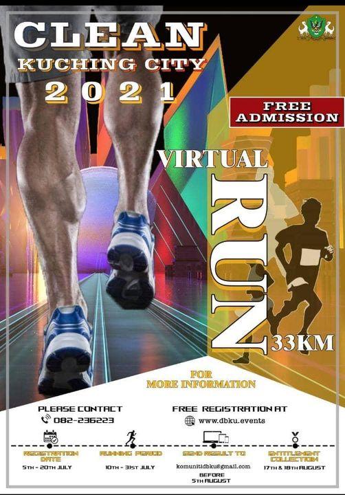 Clean Kuching City Virtual Run 2021 .Sukacita dimaklumkan bahawa Dewan Bandar…