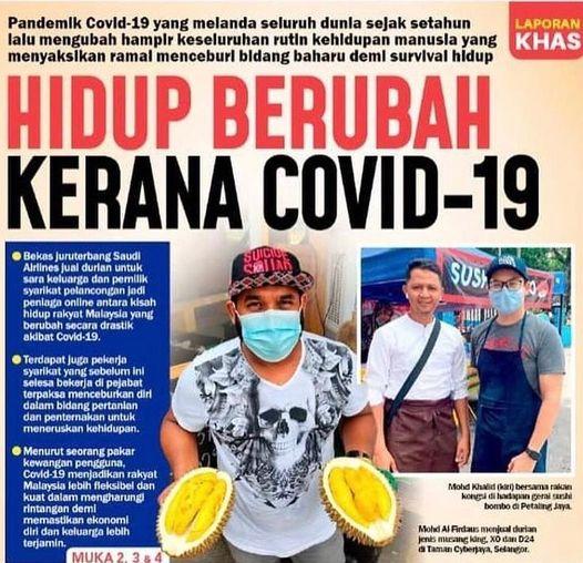 Keazaman dan sikap tak mudah mengalah antara pendorong rakyat Malaysia meneruska…