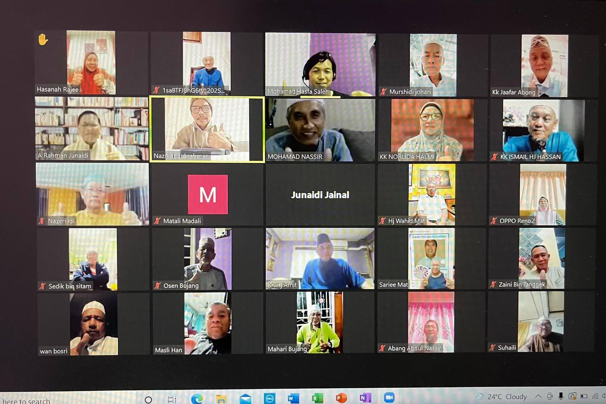 YB Datuk Dr Haji Abdul Rahman Junaidi, Menteri Muda di Jabatan Ketua Menteri (Ha…