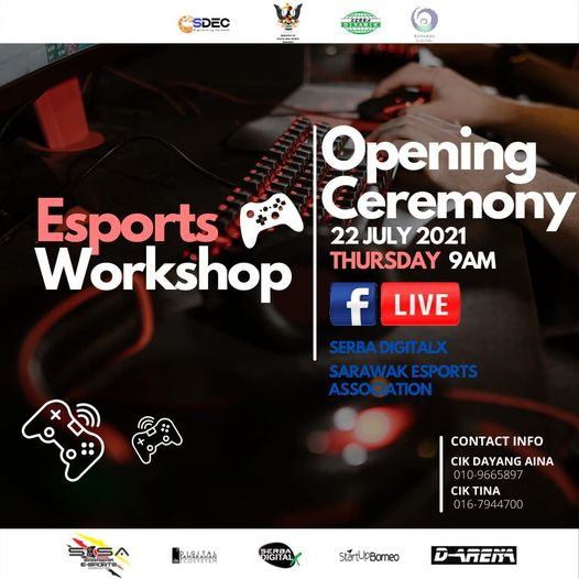 Assalamualaikum and Hi All!  Inspired to be involved in Esports Industry?  In co…