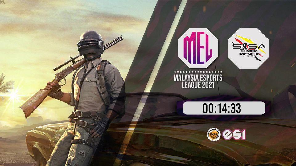 Malaysia Esports League 2021 PUBG Mobile Sarawak Qualifier Final 01 Ogos 2021 (A…