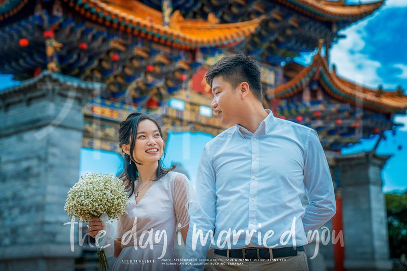 congrats Joanne Lai and her husband. let us capture your precious moments too!  …