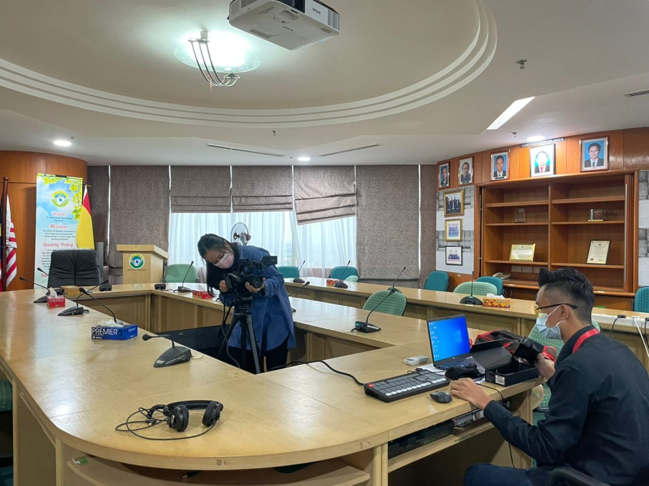"""Natural Resources and Environment Board, Sarawak LiveStream Training Day 1 : """"Ho…"""