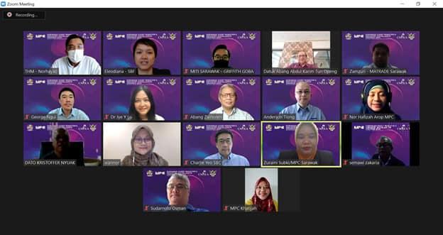 19 AUG 2021 – TECHNICAL COMMITTEE MEETING NO.1/2021 – SARAWAK CMIEA 2021   10.00…