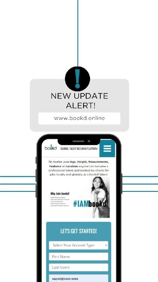 Login to your profile NOW!   www.bookd.online  Do you like our latest feature?  …