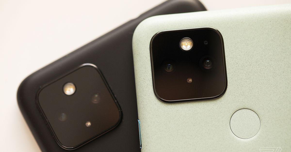 Google's Pixel 5 camera app comes to older Pixel phones