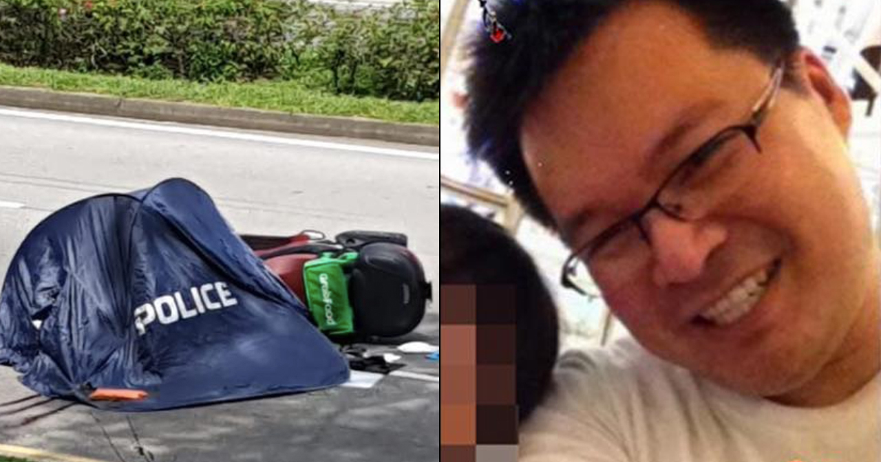 GrabFood Rider Killed In Accident Was Working 2 Jobs To Support His Sick Wife And Family