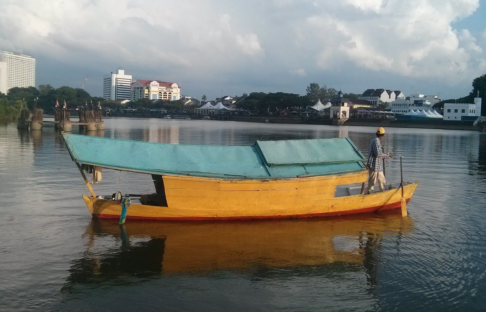 Sarawak's gondolo