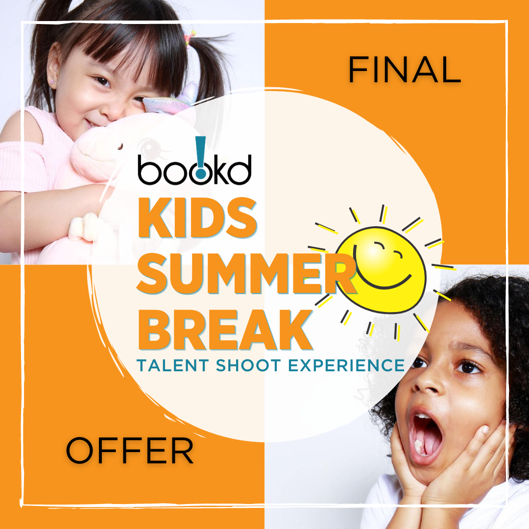 DEADLINE is approaching!   Have you booked a slot for your kids yet?   Final wee…