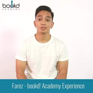 Completing his Directed Profile Shoot! Farez bookd! profile is now Live and Veri…