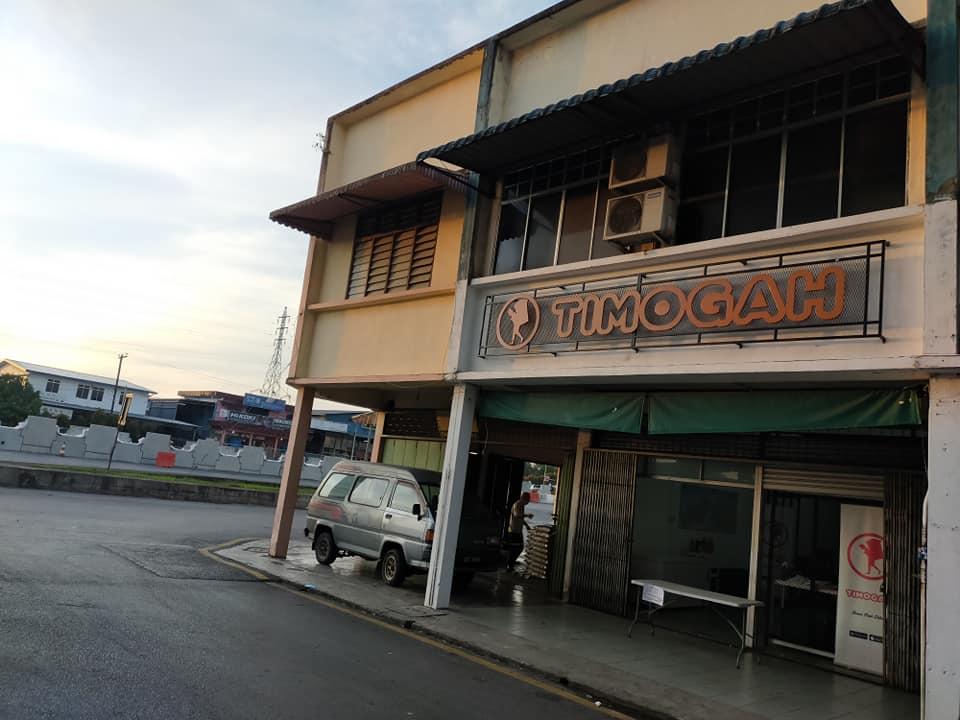 7am-1130am hari ini Sabtu di TIMOGAH Distribution Center (TDC), Kota Padawan.   …