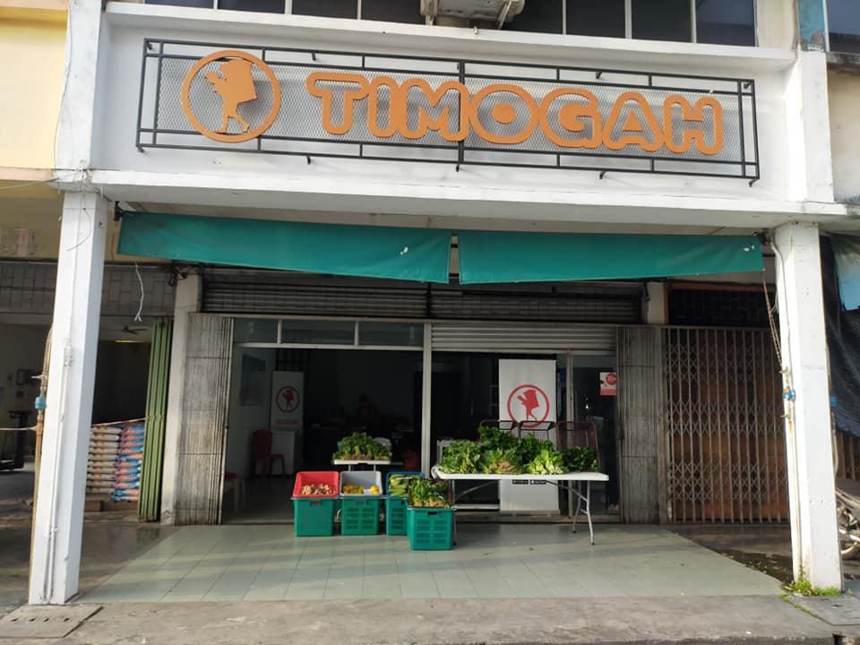 TIMOGAH retail & wholesale – Kota Padawan, Kuching.   Monday-Friday (7am-1pm). S…